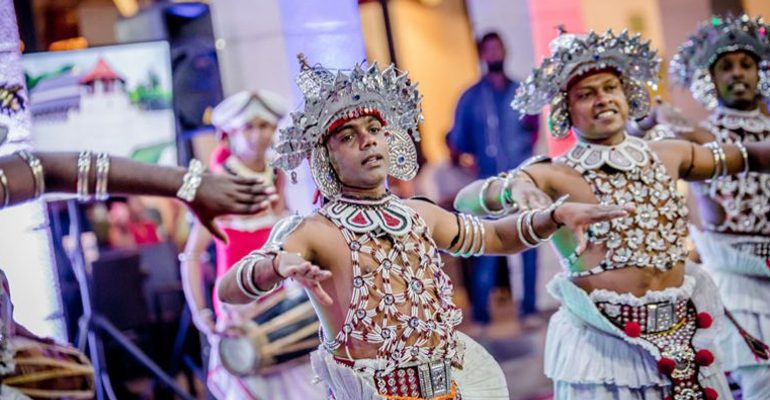 Fairway Colombo Cultural Show