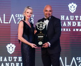 Fairway Colombo wins Haute Grandeur Global Excellence Awards