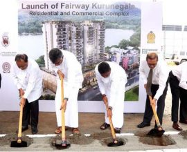 Fairway Holdings enters North Western Province with mixed development project