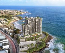 Aqua Vista the pinnacle of luxury vertical living in Galle
