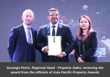 Sri Lanka's Best Residential High Rise Development - Fairway Galle